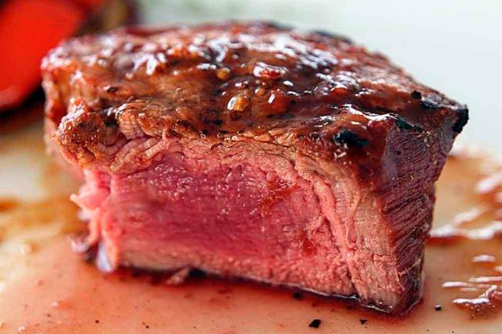Sabías que el líquido rojo en la carne no es sangre
