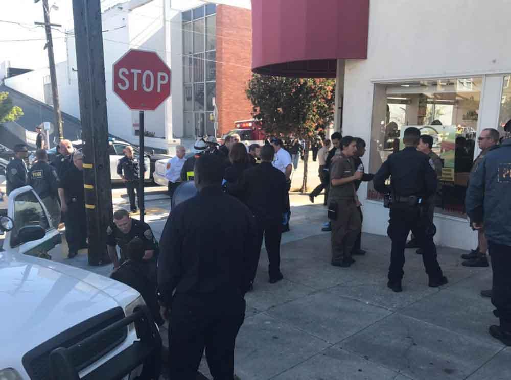 Al menos 2 muertos y cinco heridos durante tiroteo en San Francisco