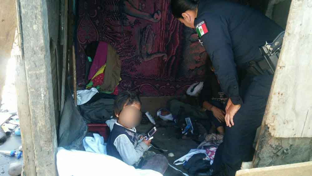 Rescatan a niña de dos años víctima de maltrato en Tijuana