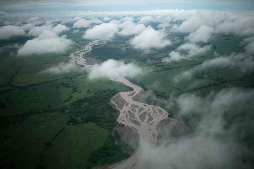 En el futuro podrían aumentar las lluvias a consecuencia del calentamiento global