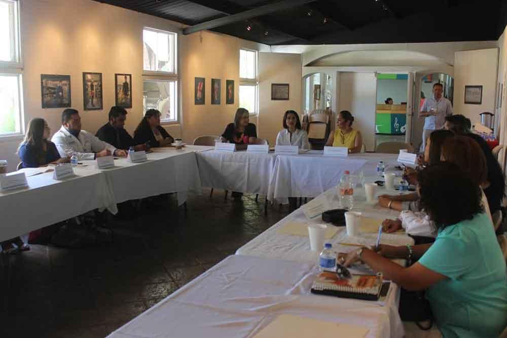 Red bajacaliforniana de municipios por la salud sesiona en Tecate