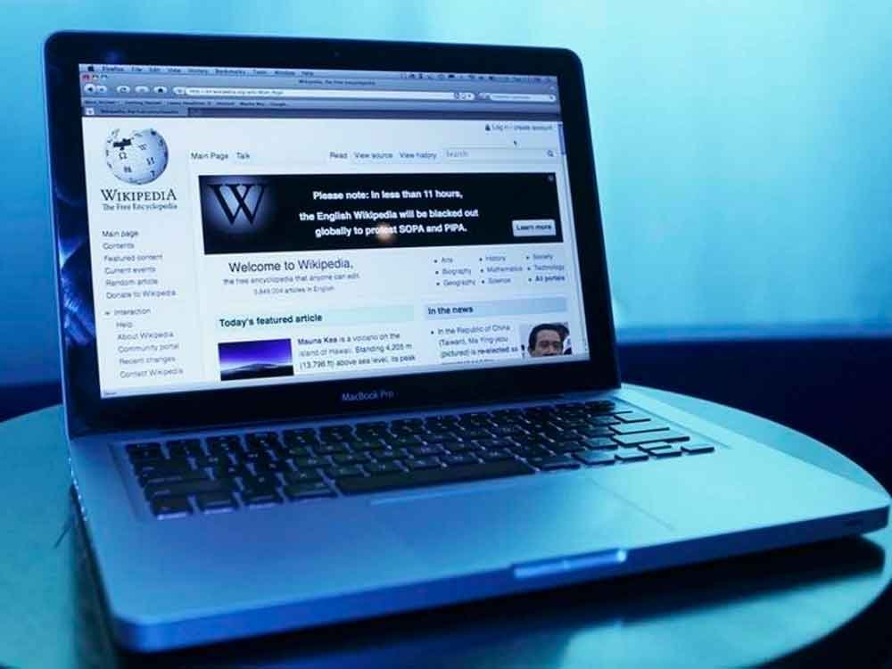Wikipedia, al borde de la desaparición