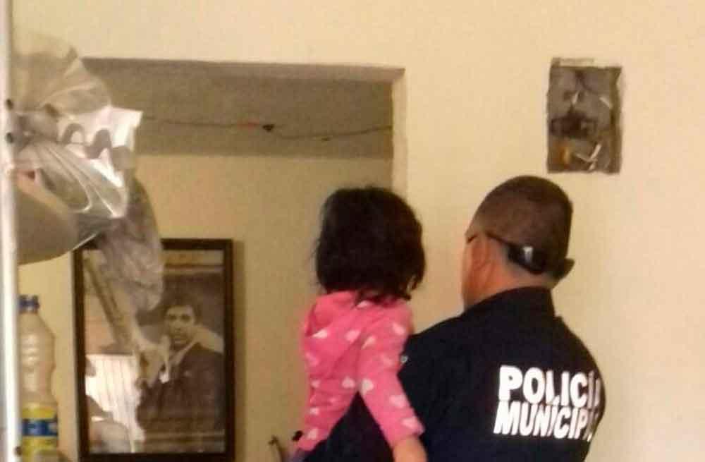 Menor es rescatada de picadero en Tijuana