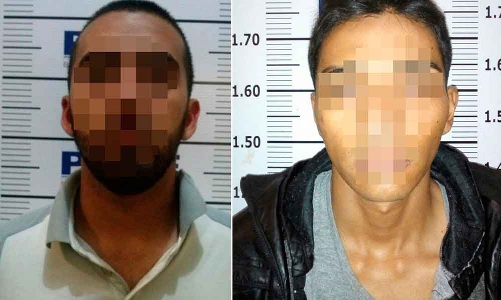 Detenidos por asalto a una farmacia en Tijuana