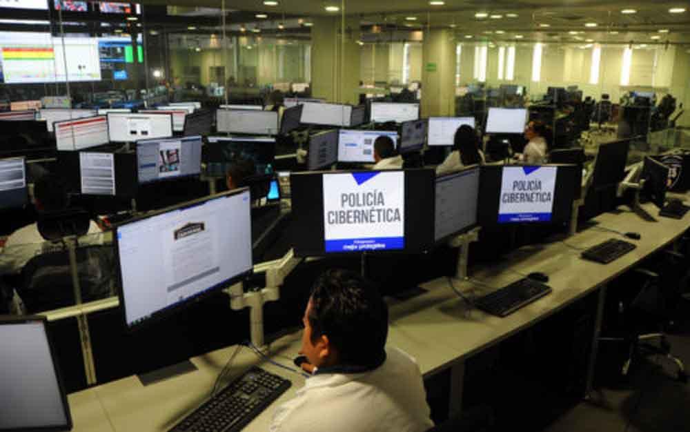 Policía cibernética de Baja California recibe capacitación del FBI
