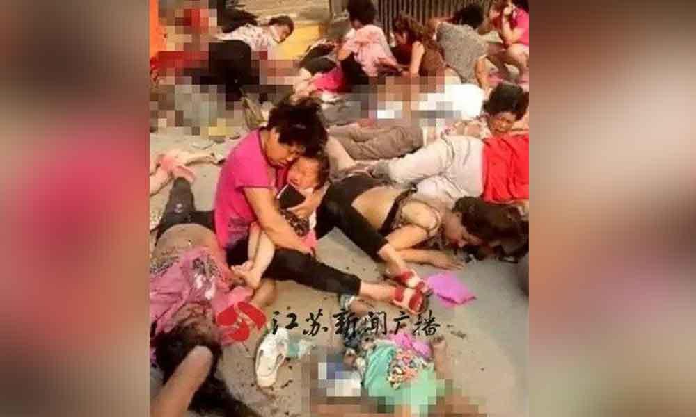 Siete muertos y 59 heridos tras explosión en guardería
