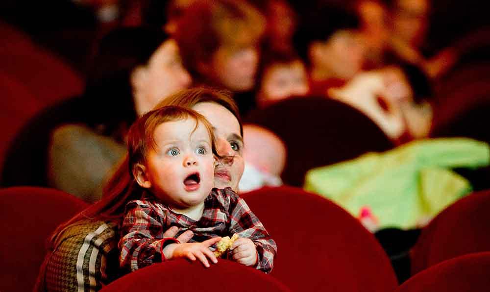 Prohíben la entrada a menores de 3 años en cines de Mazatlán