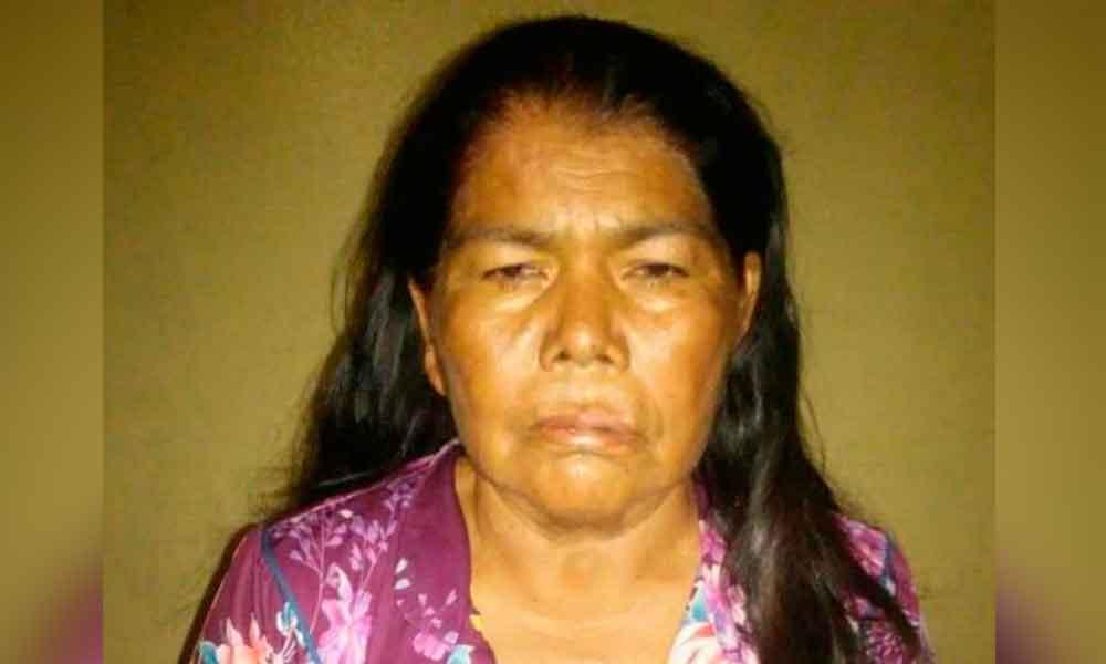 Patricia Rodríguez busca a sus familiares en Mexicali