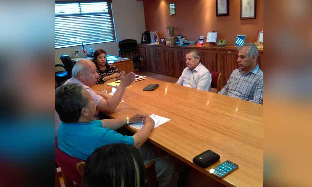 Sostiene Ayuntamiento reunión con inmobiliarios