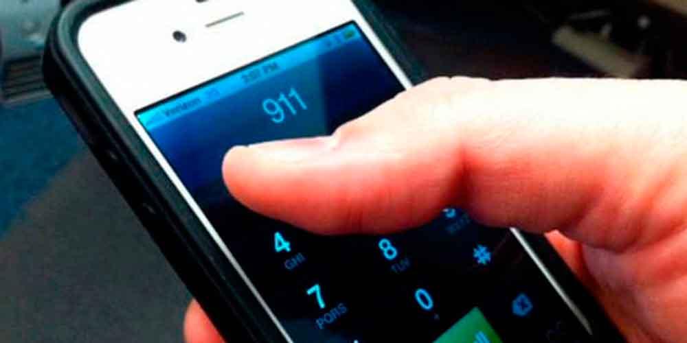 Llamadas de broma restan tiempo valioso en atención de emergencias
