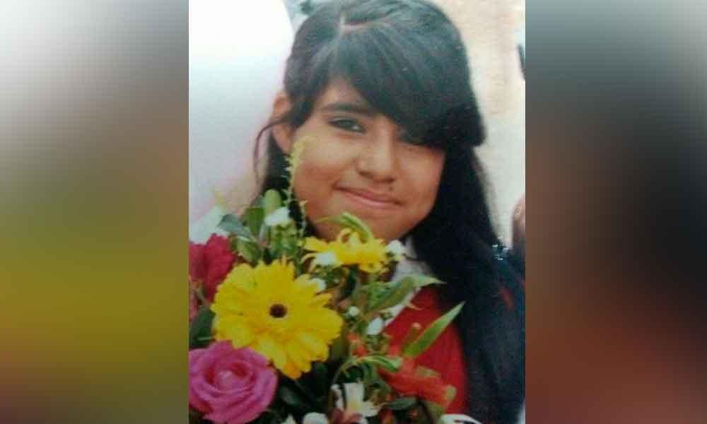 Desaparece niña de 14 años; salió rumbo a la escuela