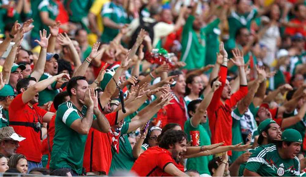"""Si los fans gritan """"¡eehh, p…!"""" detendrán el juego"""