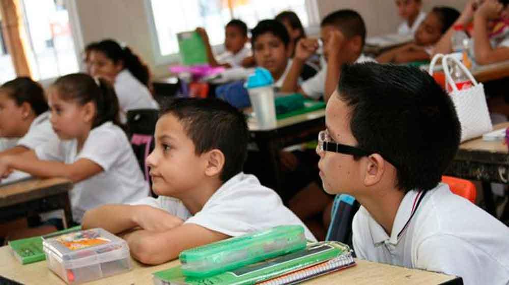 Mañana habrá suspensión de clases en Baja California