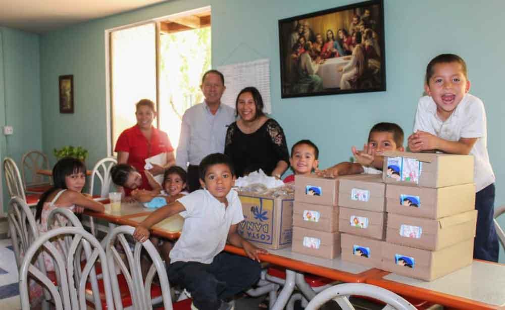 Garantiza DIF Tecate seguridad alimentaria para la niñez