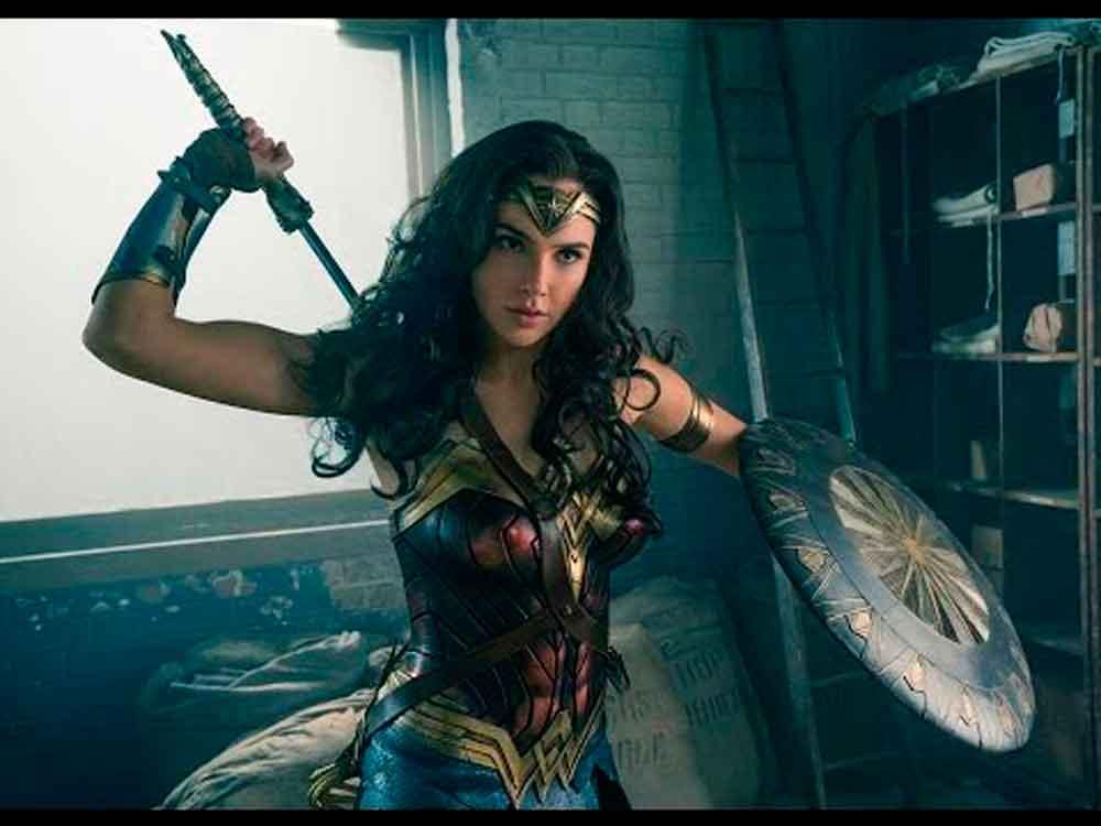 """""""Mujer Maravilla"""" recauda más de 100 mdd este fin de semana"""