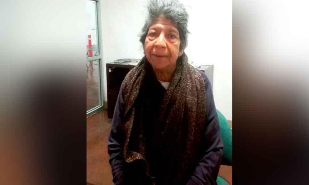 Carolina fue localizada deambulando en las calles de Tijuana
