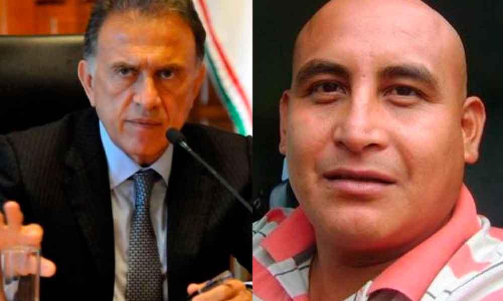Alcalde lidera banda de criminales: Yunes