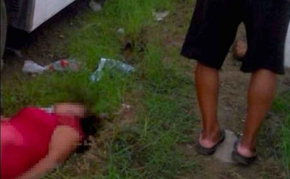 Hombres violan a jovencita en el interior de un parque