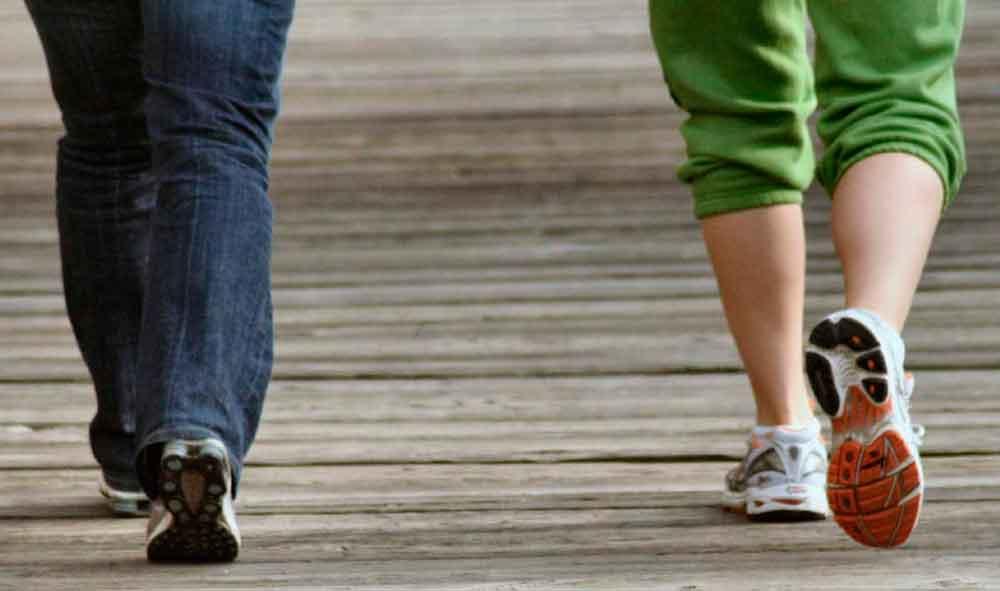 Invita IMSS a caminar para evitar enfermedades