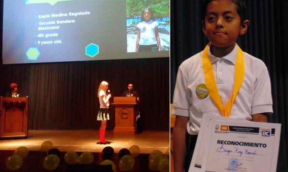"""Realizan concurso """"Spelling Bee"""" en Tecate"""