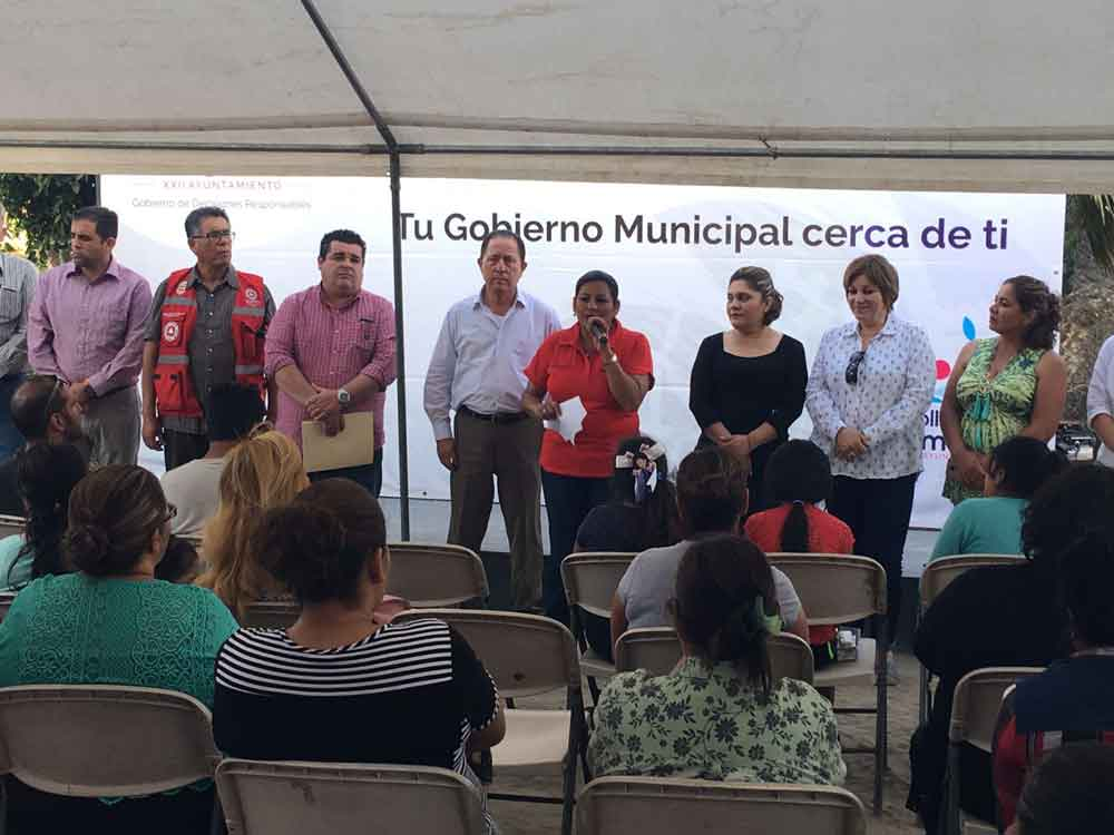 Pavimentarán acceso vial en Jardines del Río