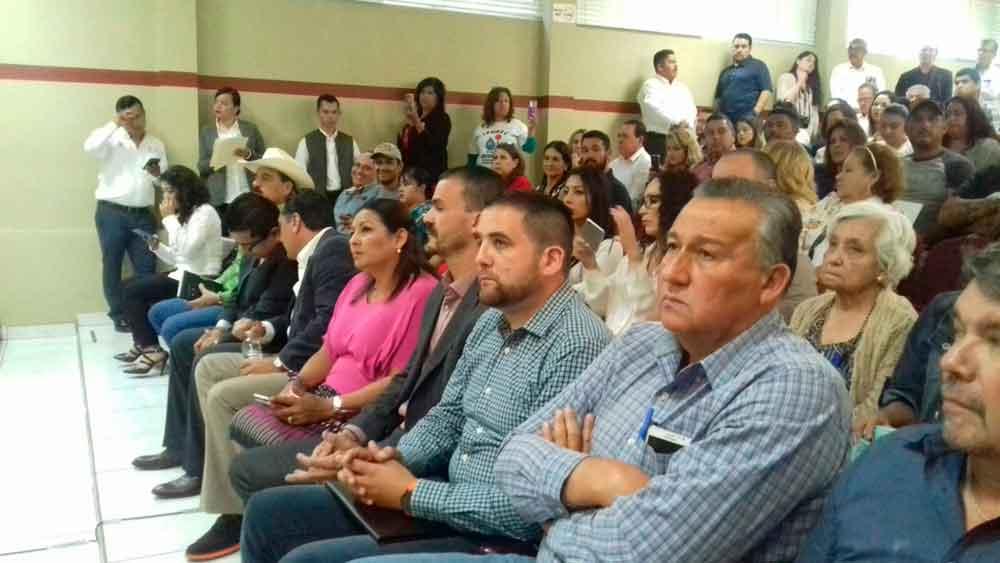 Realizan en Tecate Foro Gobernanza del Agua, Retos y Realidades   en el contexto de Baja California