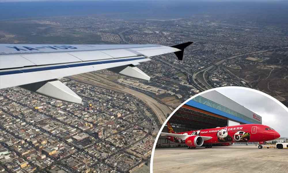 Reanudarán vuelos China-Tijuana en octubre