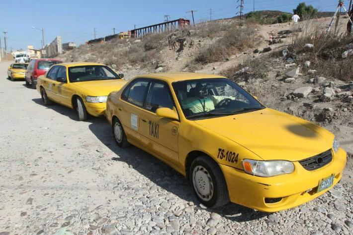 Taxis amarillos se disculpan con tijuanenses
