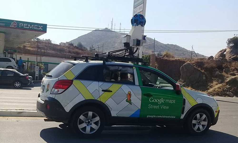 Recorre Google Street View las calles de Tecate