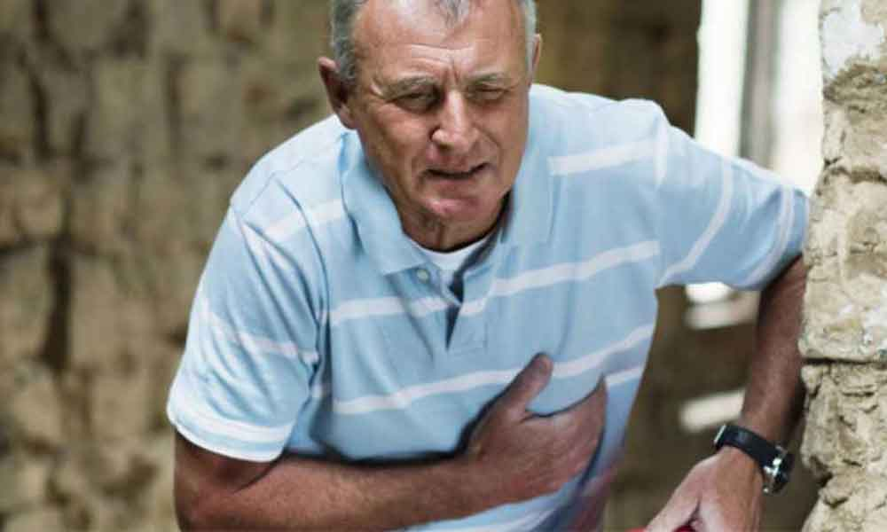 Una emoción fuerte puede provocar angina de pecho