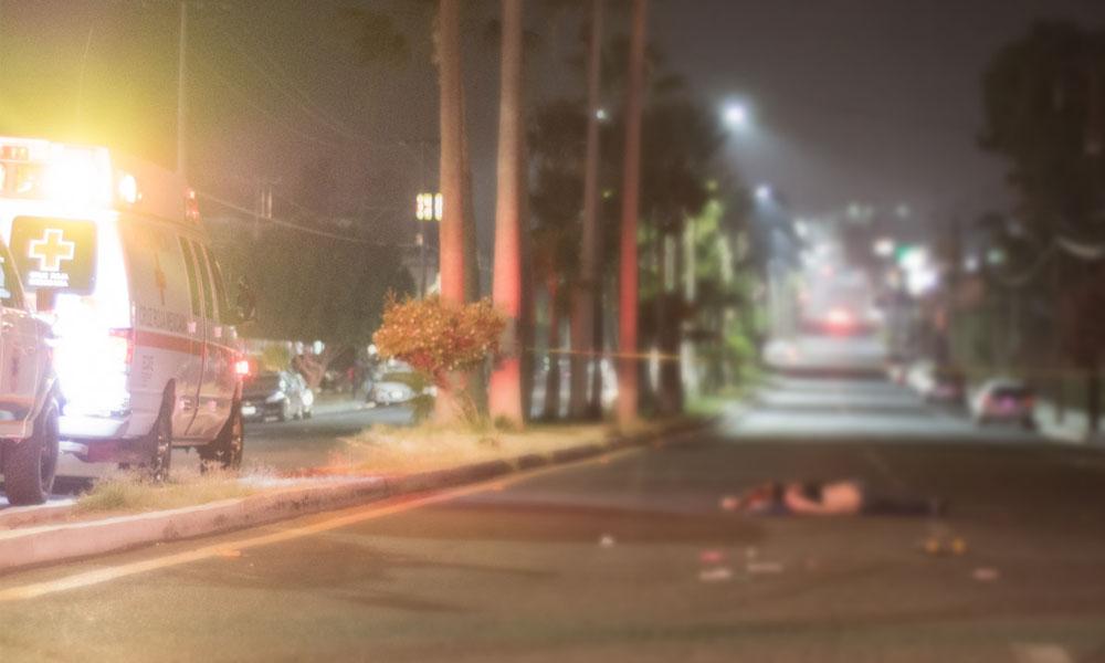 Muere mujer al ser atropellada esta madrugada en Tecate