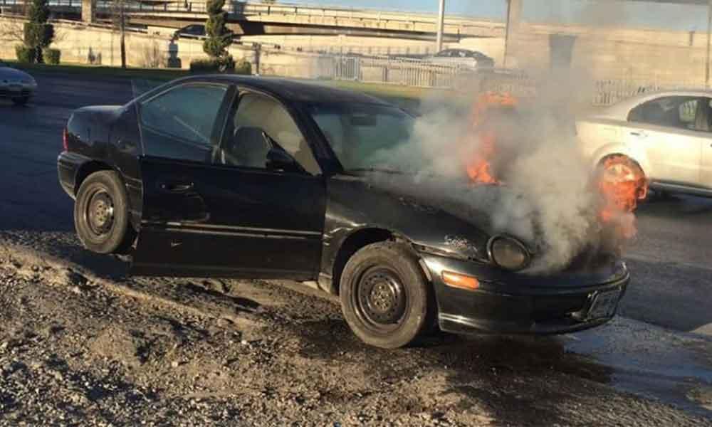 ¿Por qué arden los carros en verano?