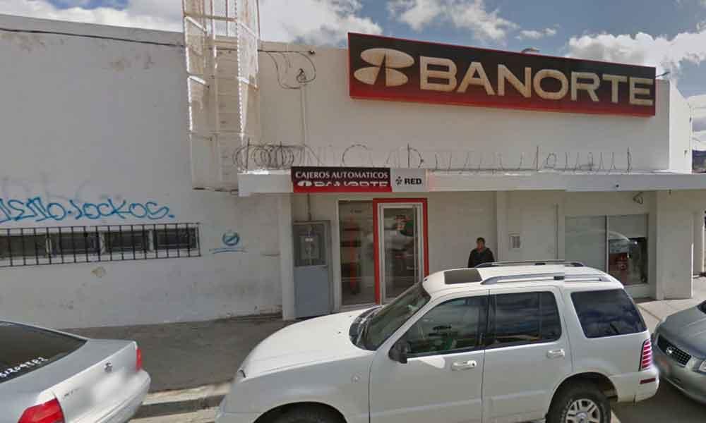 Frustran asalto en banco de Tecate