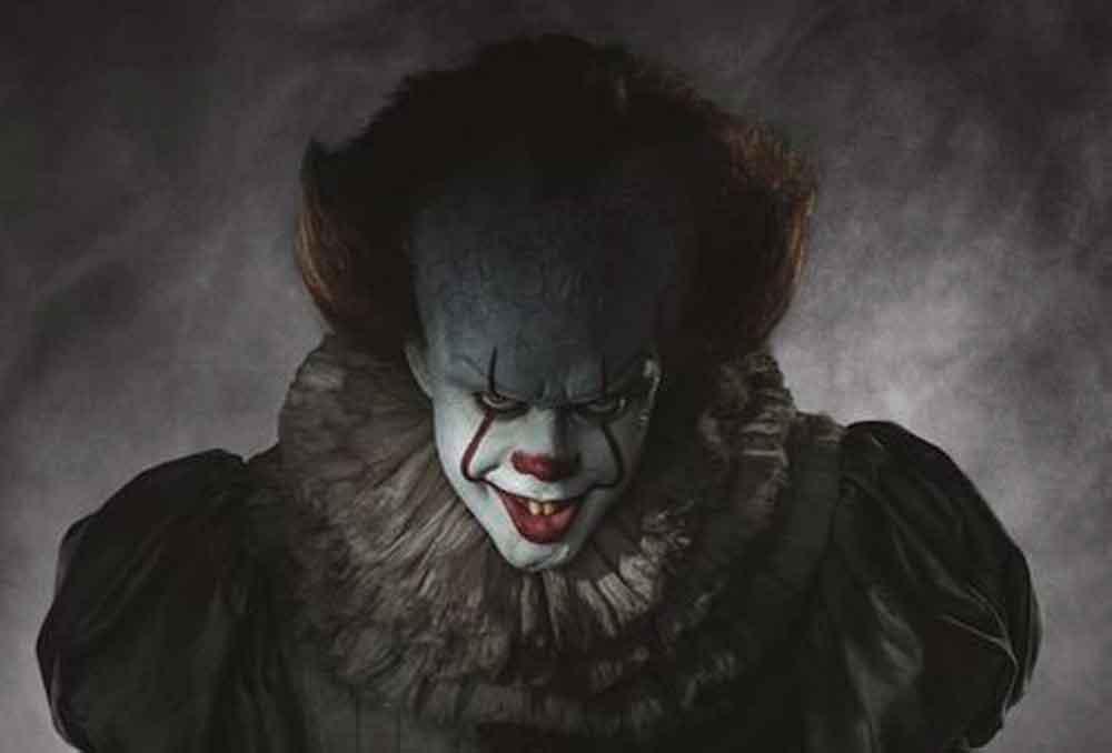 """El payaso """"Eso"""" lanza terrorífico nuevo trailer"""