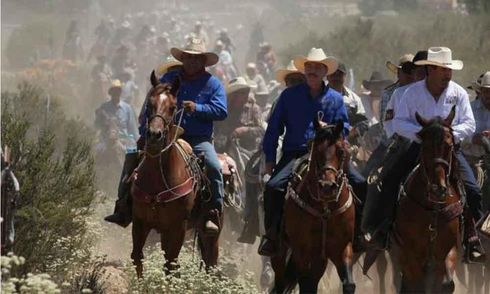 Anuncian 7ma cabalgata en pro de DIF Baja California
