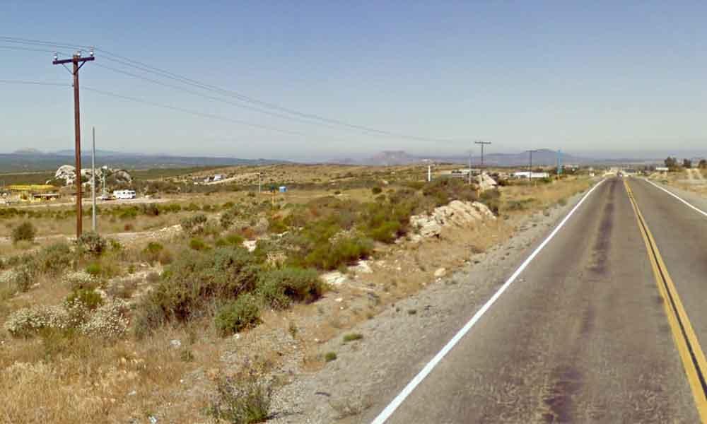 Proyectan construcción de una escuela en la zona rural de Tecate