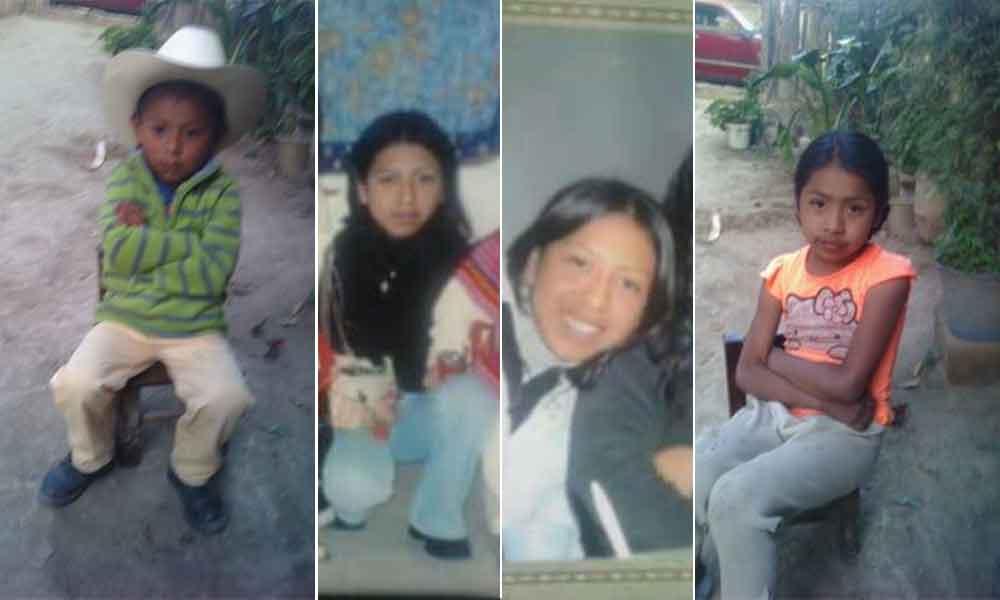 Madre e hijos se encuentran desaparecidos; se cree que puedan cruzar la frontera