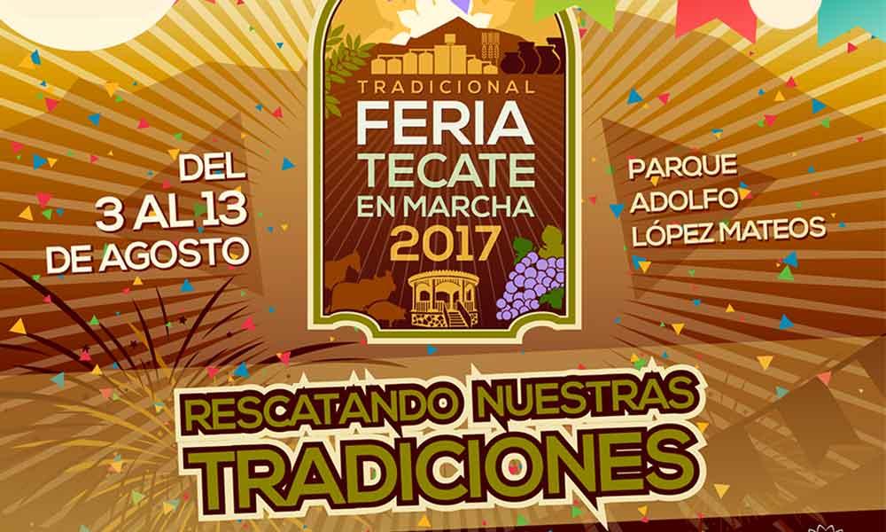 Regresa la Feria Tecate en Marcha 2017