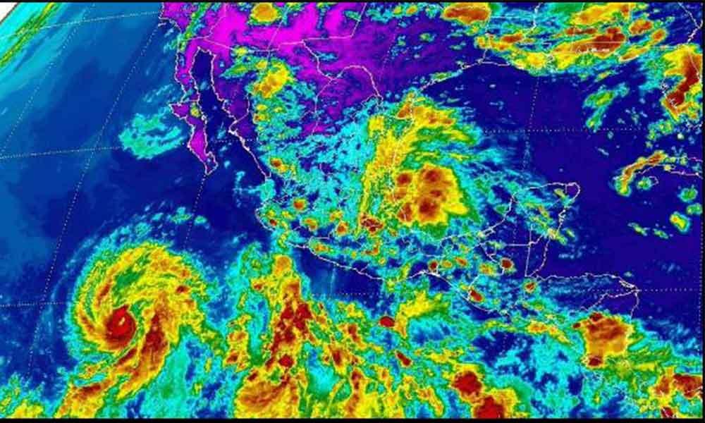 Huracán Eugene ocasionará fuerte oleaje en costas de San Diego