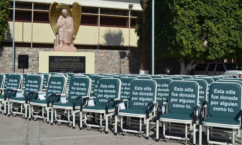 Logra IMSS adquirir 1 mil 285 sillas cama para pacientes en Baja California