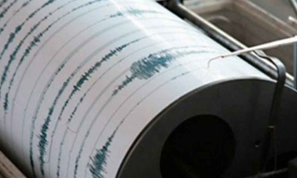 Registran fuerte sismo en Estados unidos