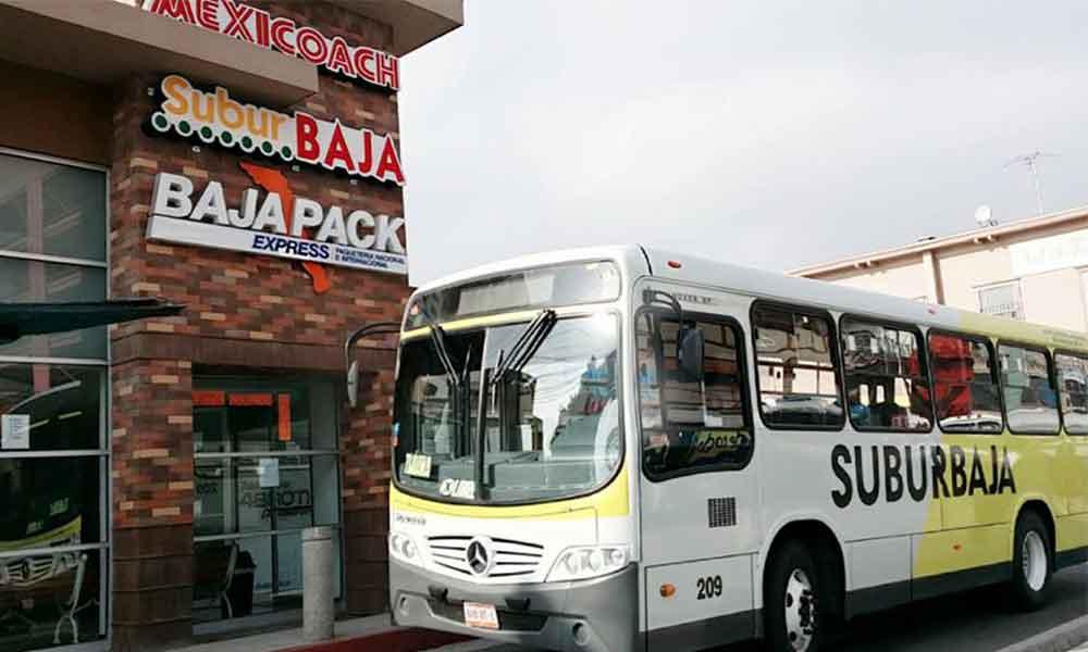 Camiones Subur Baja sólo aplicarán descuento a estudiantes directamente en taquilla