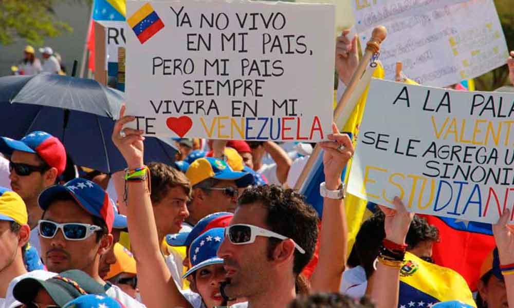 Advierten por llegada de más de 100 venezolanos a Tijuana