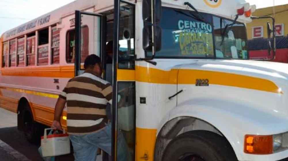A partir del 10 de julio aumentará el transporte en Ensenada
