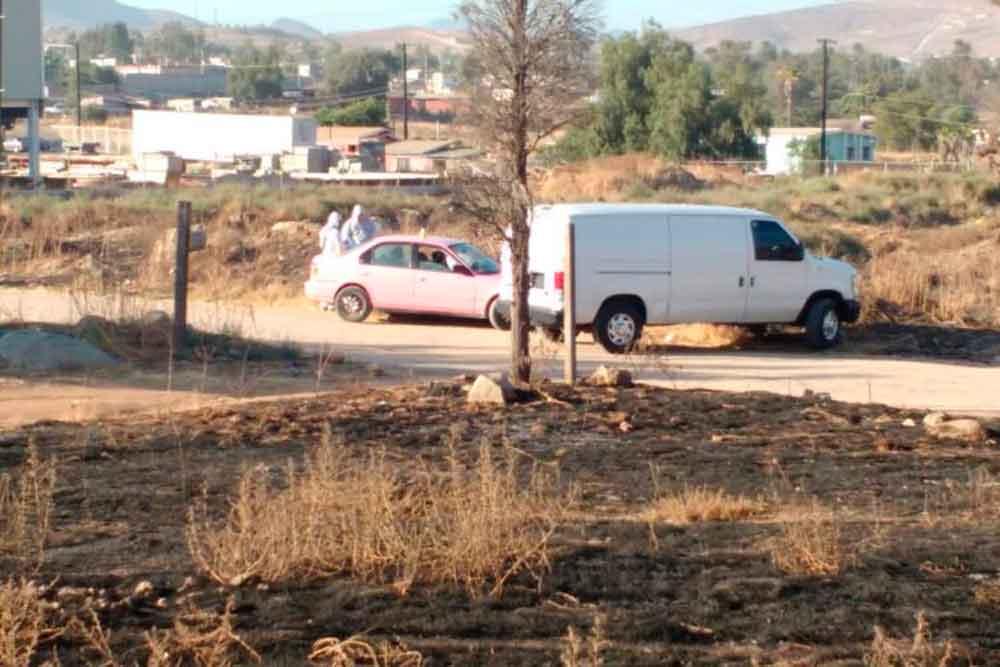 Asesinan a mujer frente a sus hijos en Tijuana