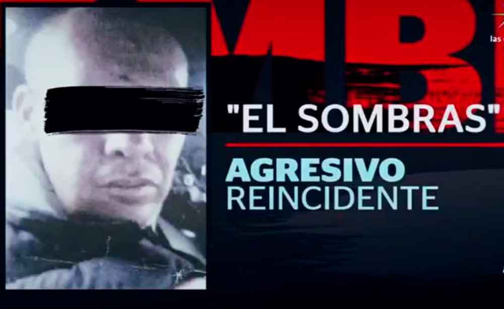 """Detienen """"El Sombras"""", violador de sexoservidoras"""