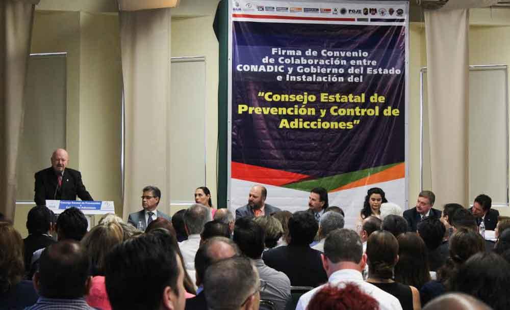 Suma esfuerzos DIF Tecate con Estado y Federación para Prevención y Control de Adicciones