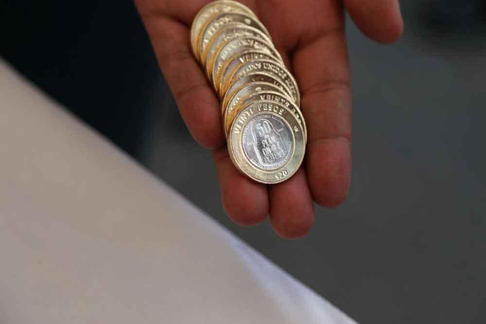 Conoce la nueva moneda de colección de 20 pesos