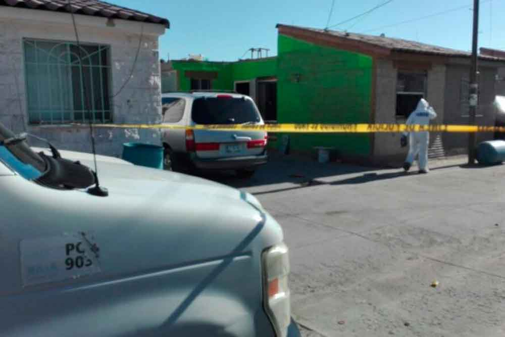 Asesinan a mujer dentro de su casa en Tijuana