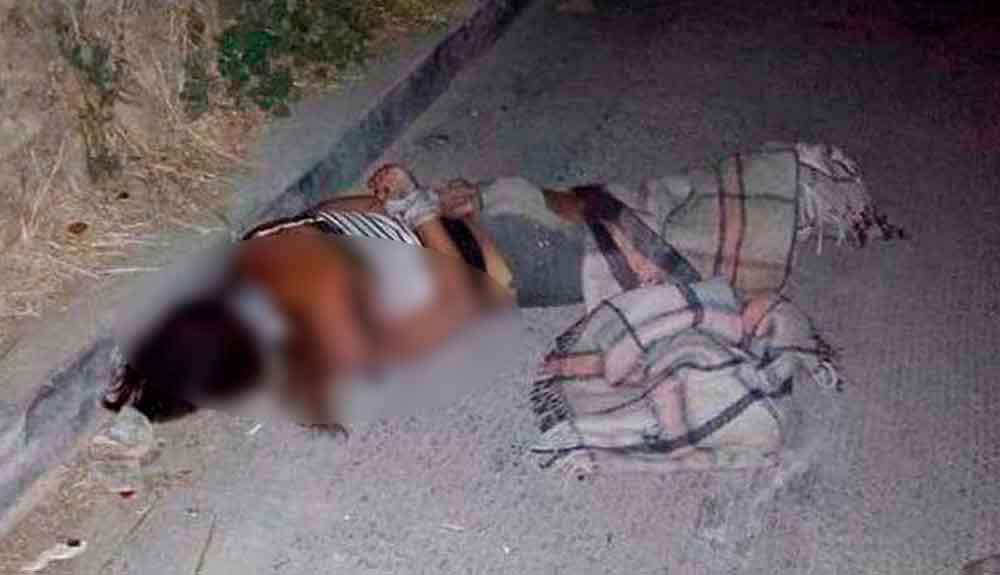 Localizan a mujer encobijada en Tijuana